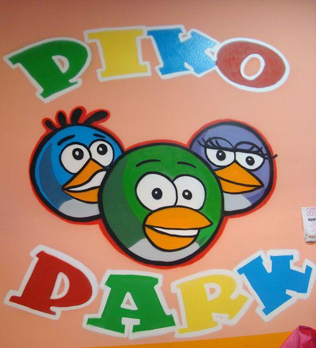Plan siempre es el recreo en el Parque de bolas Piko Park Alcorcón