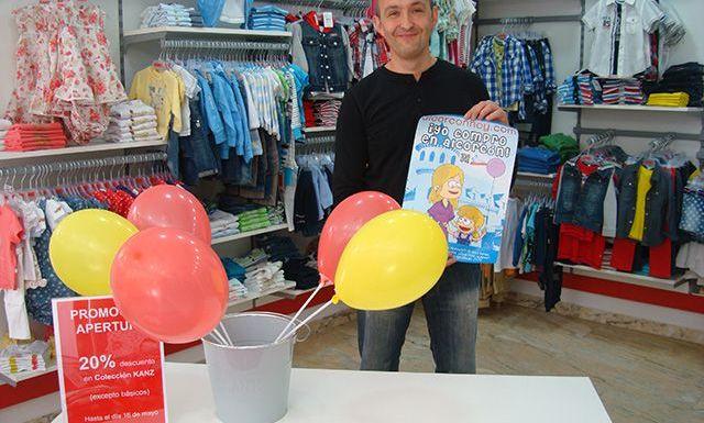 La tienda de ropa infantil Alcorcón que se inspira para los más peques.