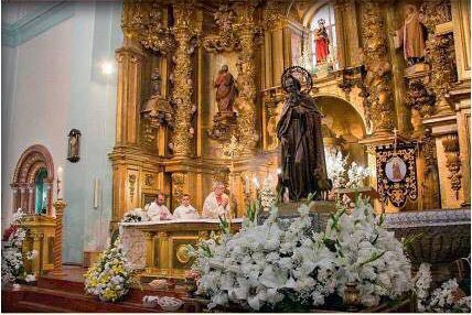 Fiestas Santo Domingo y Santo Dominguín en Alcorcón
