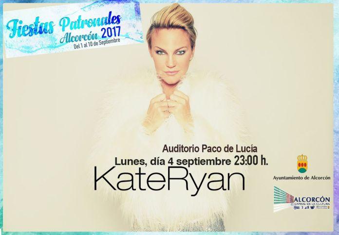 Concierto Kate Ryan