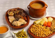 delicioso Cocido Madrileño