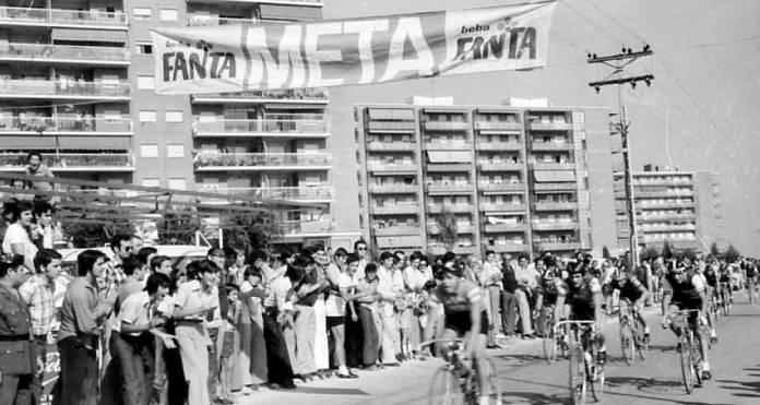 Vuelta ciclista en 1972
