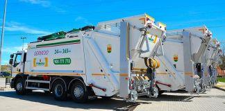 ESMASA compra 25 vehículos para mejorar la limpieza de Alcorcón.