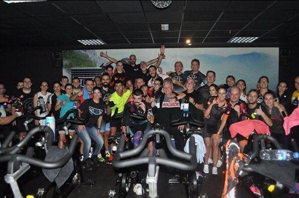 maratón de Utopía Cycling en Alcorcón