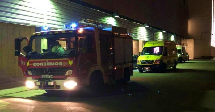 Los Bomberos de Alcorcón sofocan un incendio