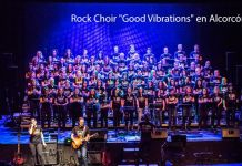 "Rock- Choir ""Good Vibrations"""