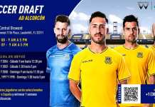 La AD Alcorcón busca futbolistas en Florida