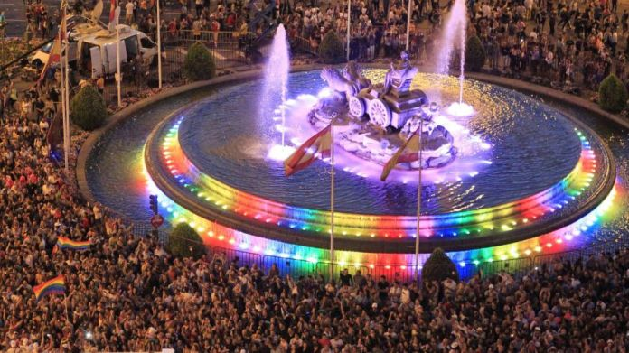 Orgullo Gay 2019 en Madrid