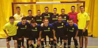 ADN amarillo en la Segunda B del fútbol sala