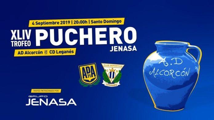 Alcorcón y Leganés en el Trofeo Puchero