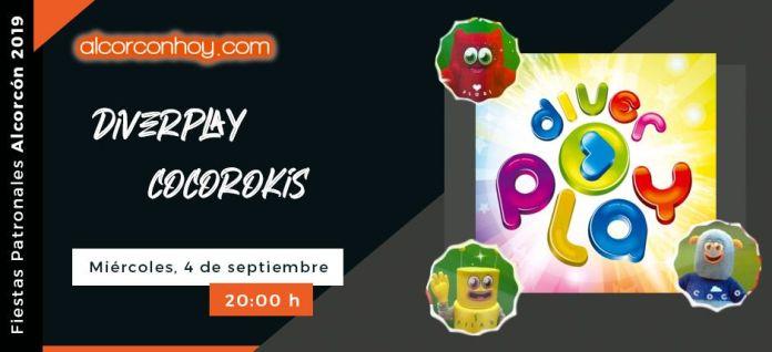 Programación miércoles 4 de septiembre en las Fiestas de Alcorcón
