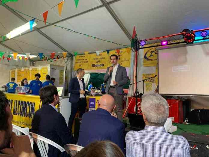 El URO Rugby Alcorcón presenta sus nuevas equipaciones
