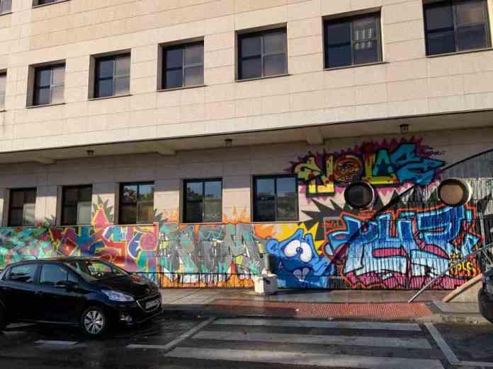 Cambio de imagen en el Centro Joven de Alcorcón