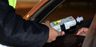 Conduciendo por Alcorcón con 0,62 mg/l de alcohol