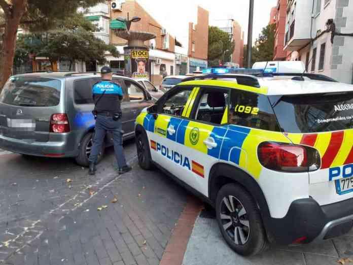 Amenazas en una gasolinera de Alcorcón