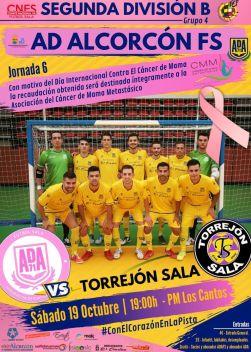 El deporte en Alcorcón se tiñe de rosa