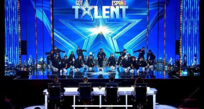 Got Talent dijo sí al grupo Kanak de Alcorcón