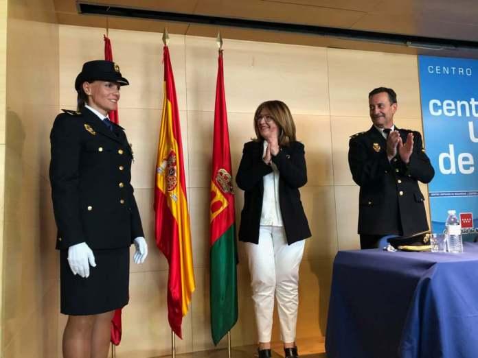Alcorcón celebra el Día de la Policía