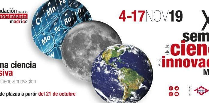 Más de 1.200 actividad por toda la Región con motivo de la Semana de la Ciencia. Madrid se inunda de ciencia.