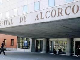 Intento de asesinato en el Hospital de Alcorcón