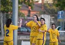 """La AD Alcorcón Femenino debuta este año en Preferente y ocupa la 13º plaza. Para Laura Sparks """"El Alcorcón no ha dejado de evolucionar""""."""