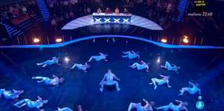 Kanak de Alcorcón no alcanzó la final de Got Talent