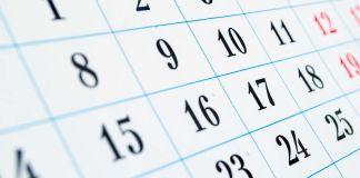 Calendario laboral de Alcorcón 2020