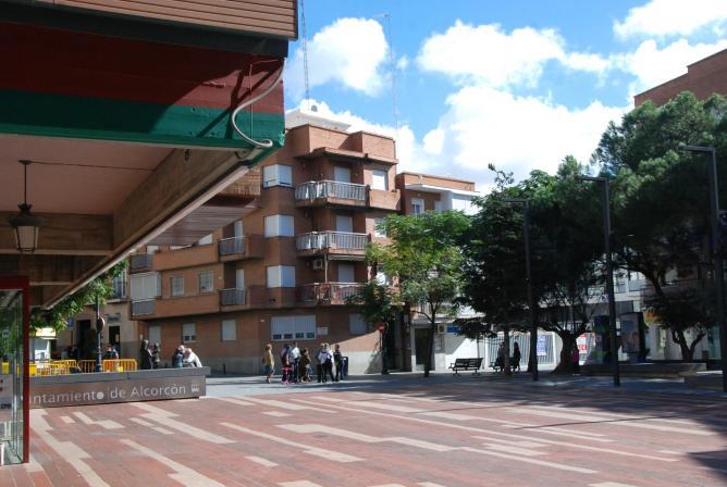 Las Plazas más emblemáticas de Alcorcón