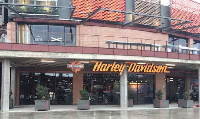 Harley–Davidson en Alcorcón