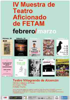 """Alcorcón es Cultura con """"Escena Alcorcón"""""""