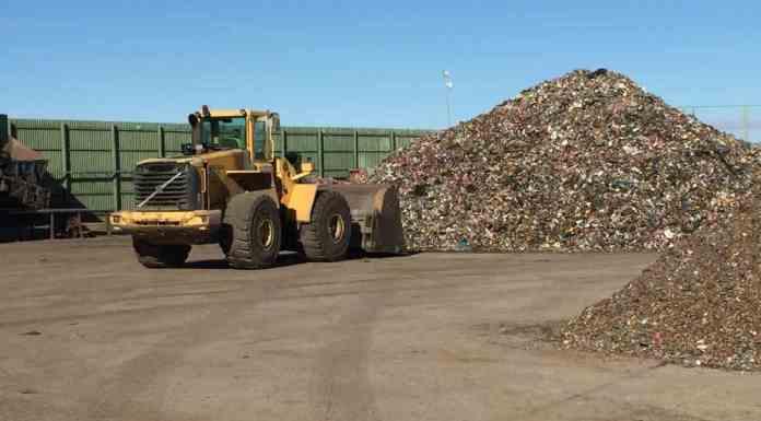 """Podemos califica de """"problema gravísimo"""" la gestión de los residuos en la Comunidad de Madrid"""