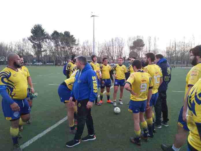 El Rugby Alcorcón uno de los líderes de la Liga de Ascenso