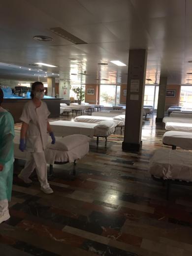 Ampliación Hospital Fundación Alcorcón