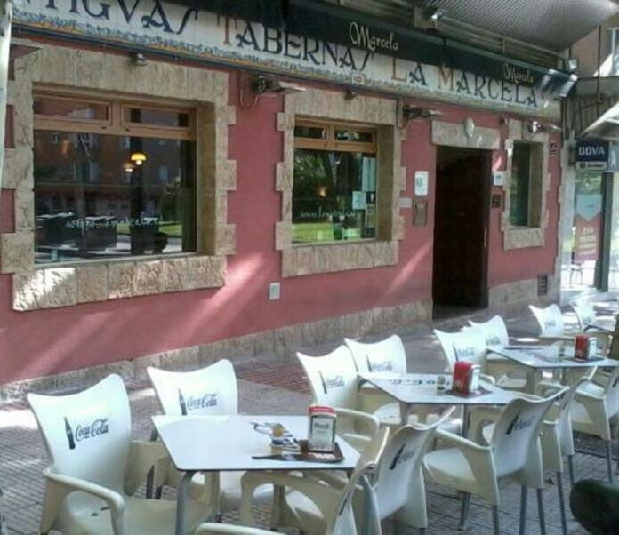Taberna La Marcela en Alcorcón
