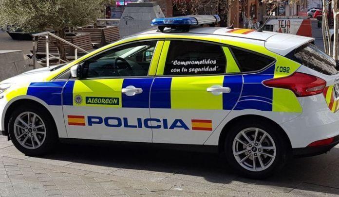 Detenidos y controles este lunes en Alcorcón