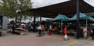 Los mercadillos de Alcorcón vuelven a abrir