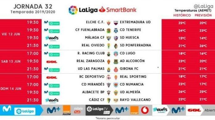 El 13 de junio el Alcorcón visitará al Zaragoza