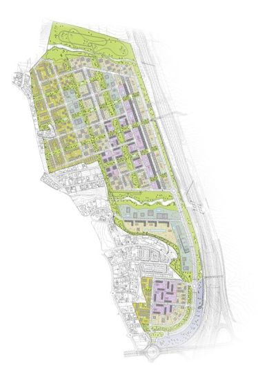 Retamar de la Huerta Alcorcón contará con un acceso a través de la M-50
