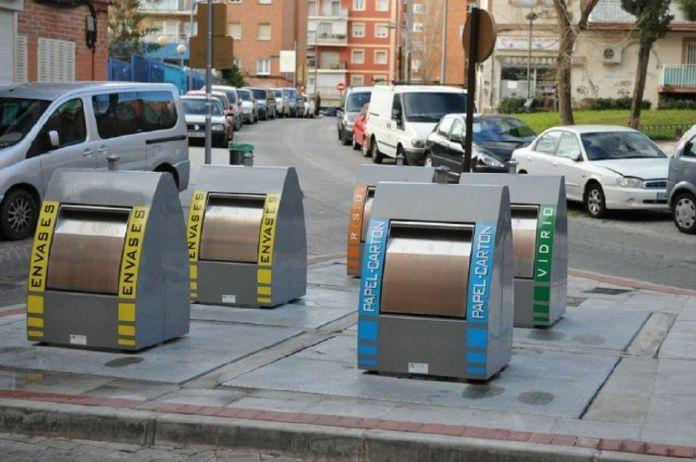 Alcorcón aumenta el reciclaje de papel y cartón más de un 25%