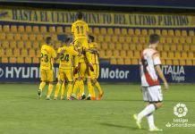 Alcorcón 3-2 Rayo Vallecano / El Alcorcón gana el derbi y firma la permanencia