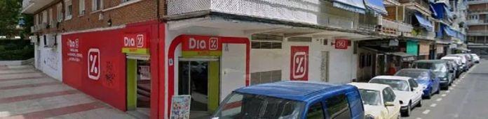 Detenido uno de los atracadores del supermercado Día de Alcorcón