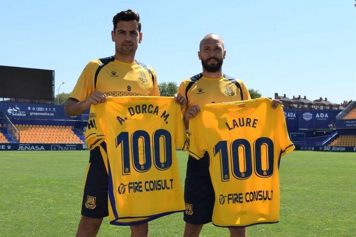 El Alcorcón y el Club de los 100