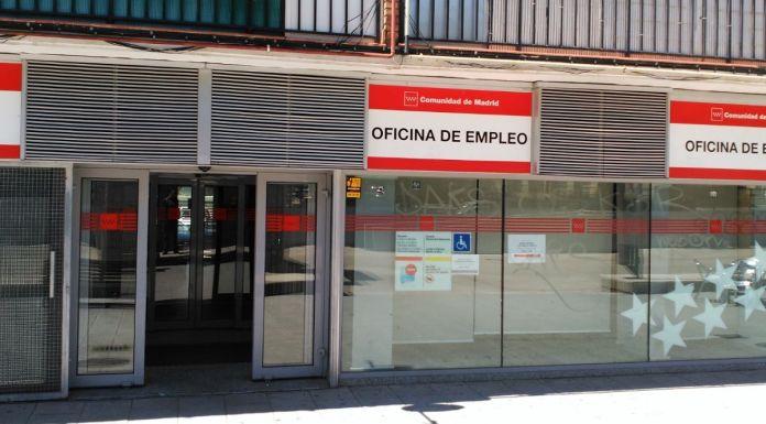 Bajada del paro en Alcorcón en casi un 3%