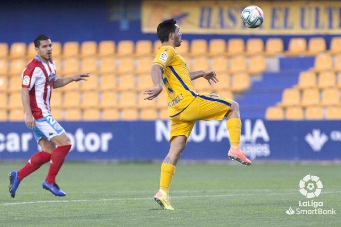 Alcorcón 2-2 Lugo/ El Alcorcón se dejó dos puntos tras un gran partido