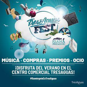 Un verano de Festival en Tres Aguas Alcorcón