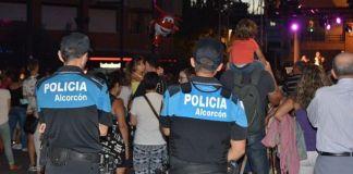 La Policía desmonta una fiesta ilegal con alcohol y menores en Alcorcón