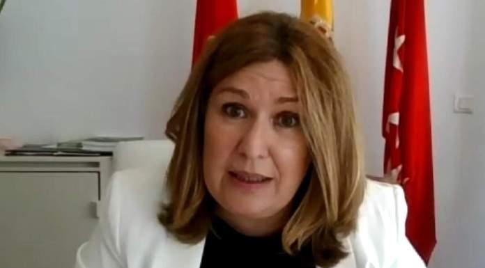 """Natalia de Andrés: """"Nadie nos ha informado de si van a incorporar a Alcorcón a las restricciones"""""""