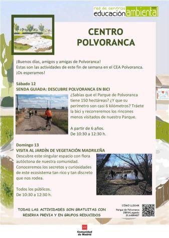 Agenda de Ocio Alcorcón del 11 al 13 de septiembre