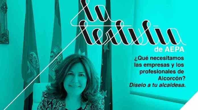 Las pymes y profesionales de Alcorcón se lo quieren decir a la Alcaldesa
