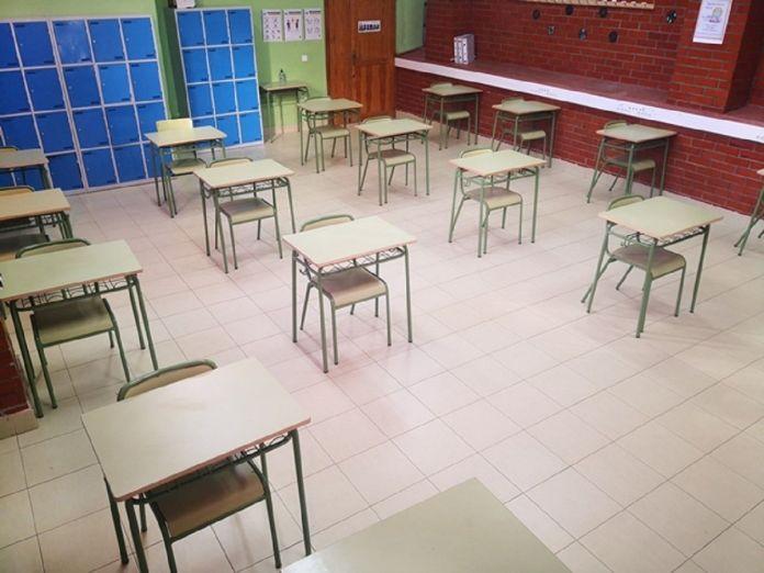 Vuelta al Cole segura en el Colegio Villalkor de Alcorcón